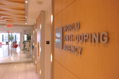 The World Anti-Doping Agency, Montreal, Canada