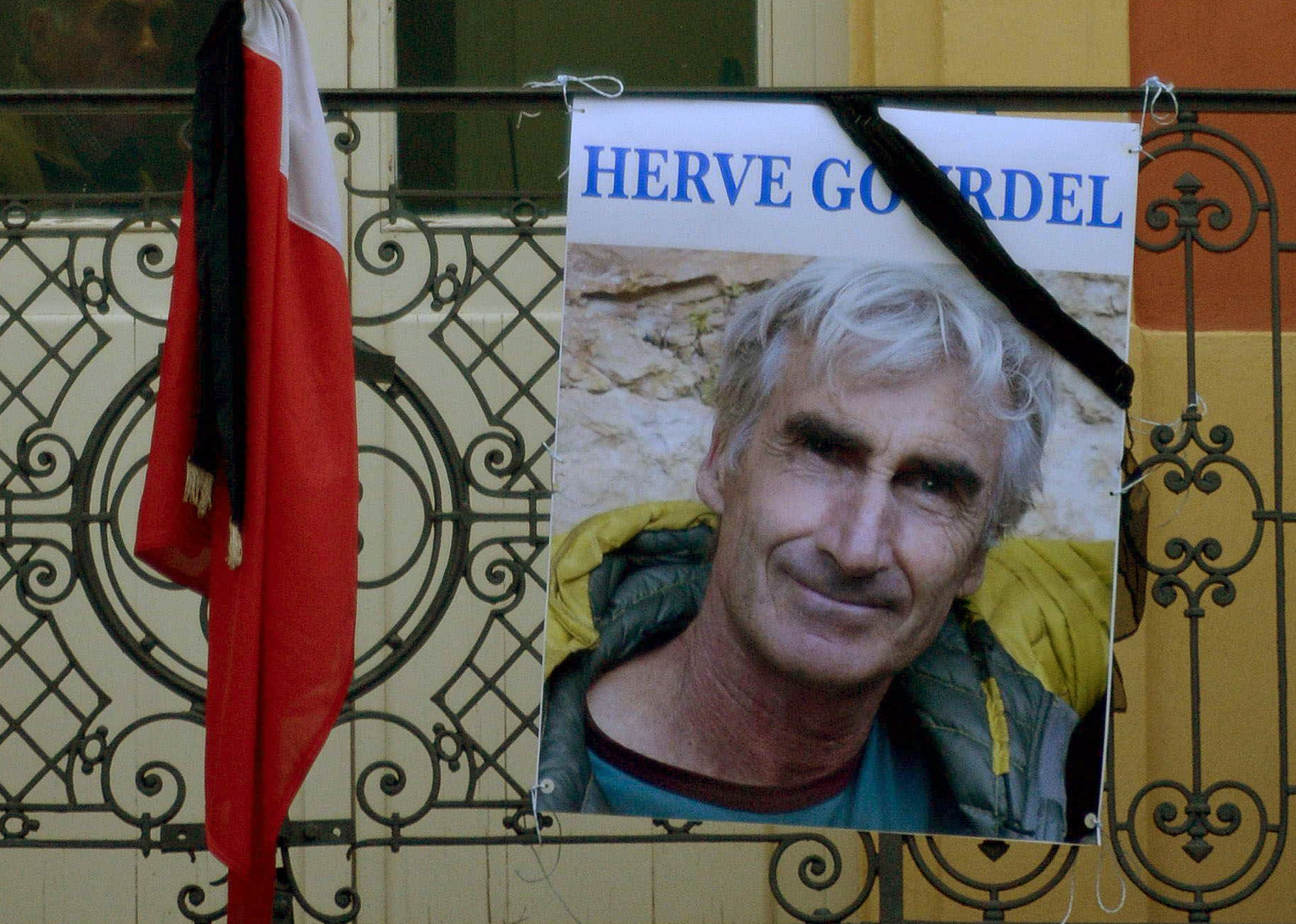French Tourist Herve Gourdel