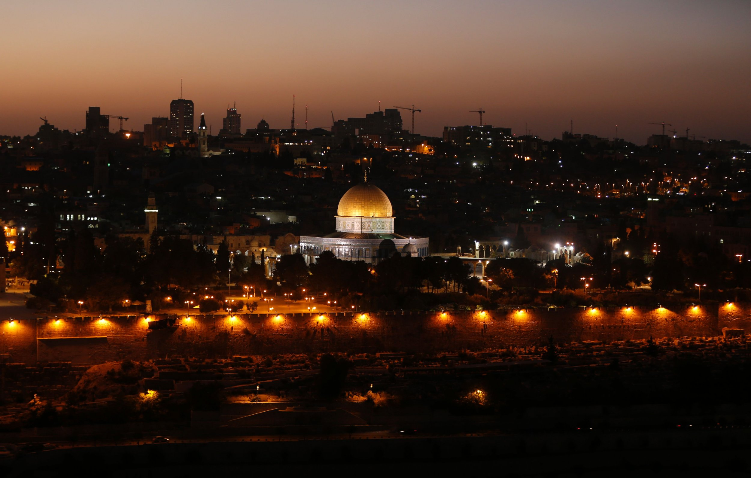 Jerusalem's Dome of the Rock