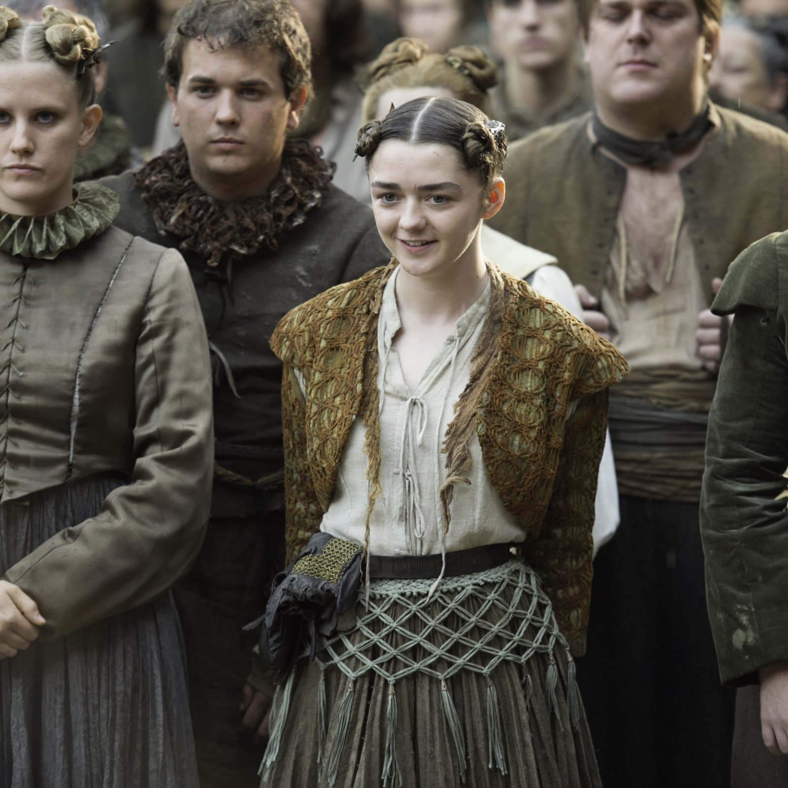 Is Game Of Thrones Planning Another Stark Reunion