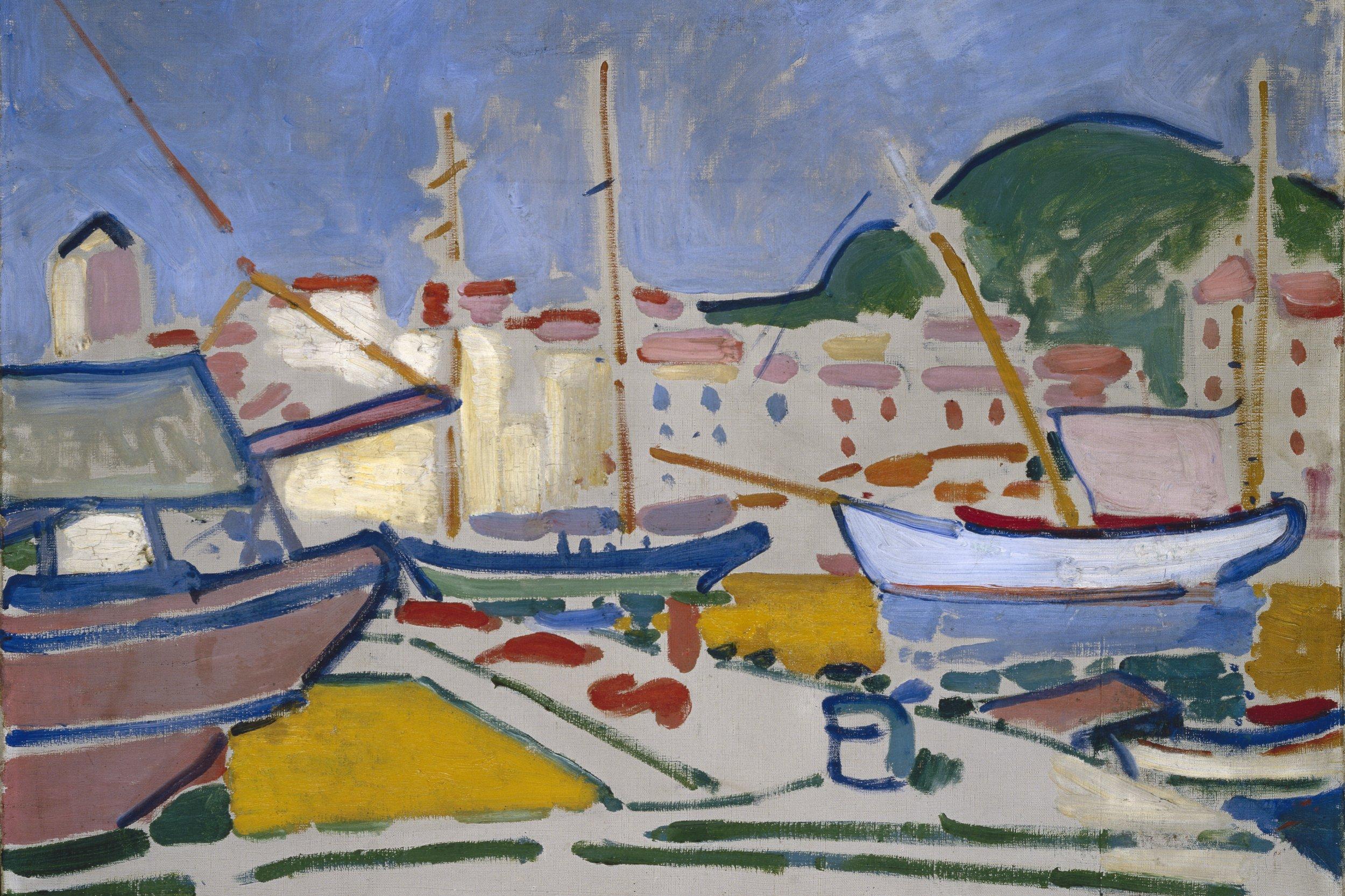 Le Port Derain