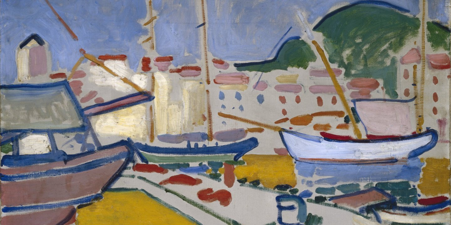 71a396df09 The Shchukin Collection Comes to the Fondation Louis Vuitton in Paris