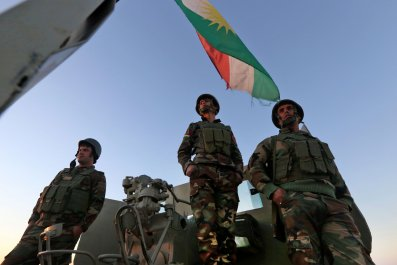 Mosul offensive begins