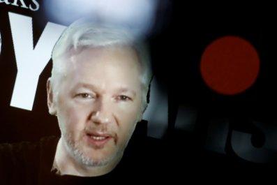 julian assange wikileaks internet embassy