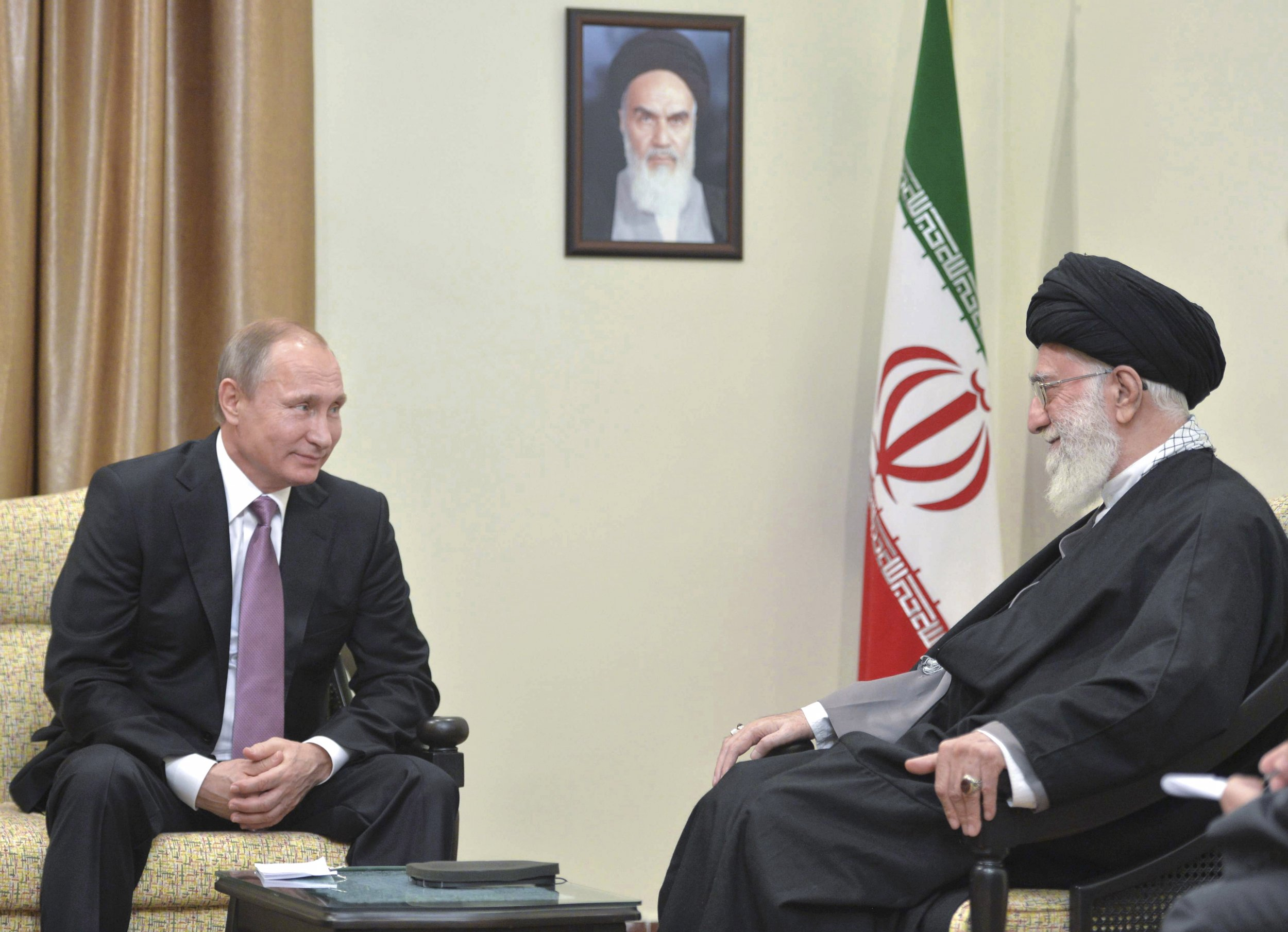 Why the Iran-Russia Relationship Is So Uneasy