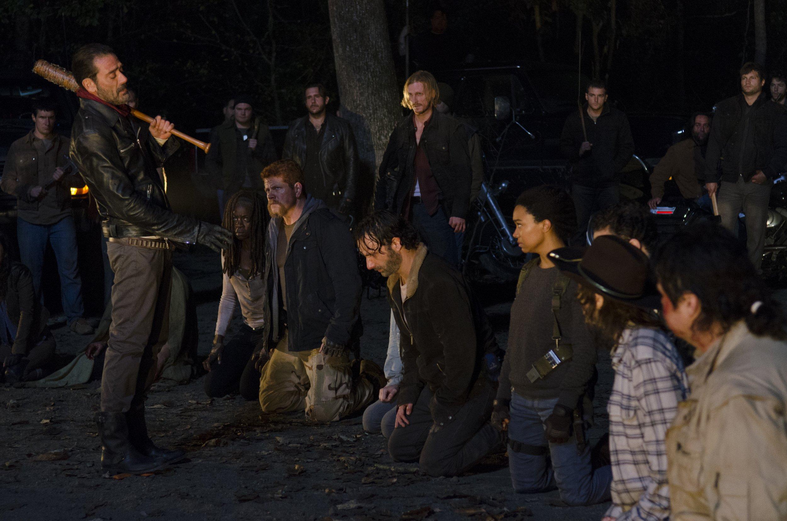 The Walking Dead: Who did Negan kill?