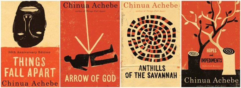 Chinua Achebe Must Reads