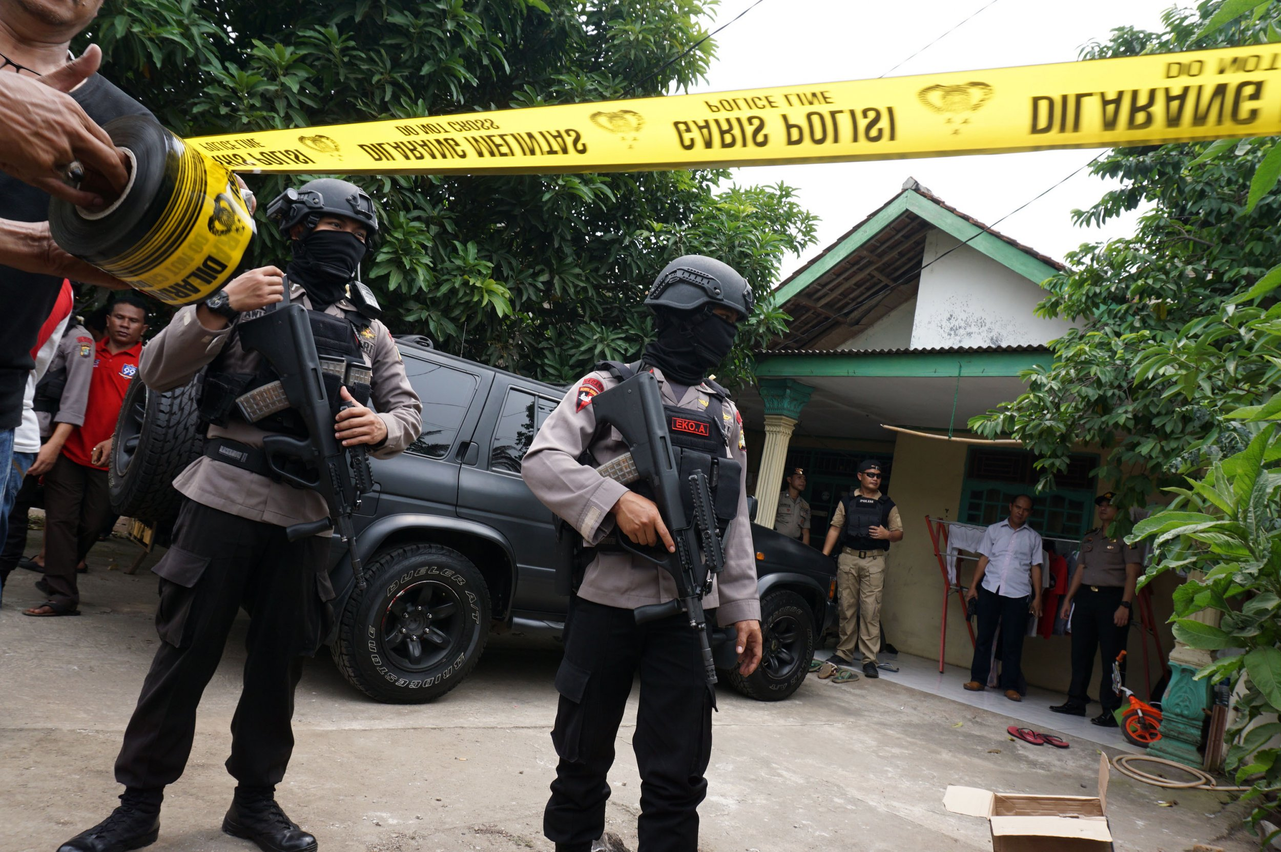 Indonesia Police