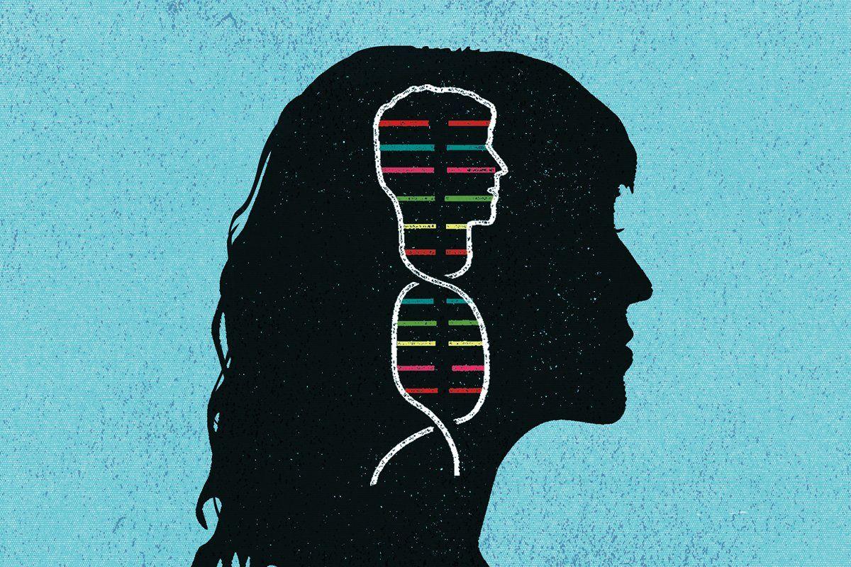 WOMEN DNA