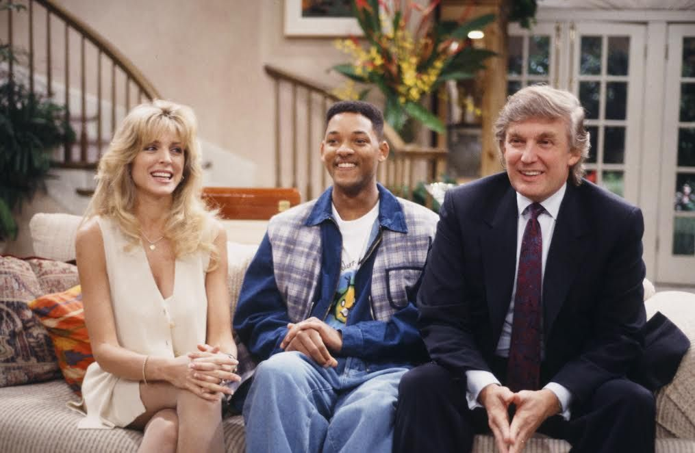 trumpfreshprince