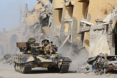 Libya's Sirte