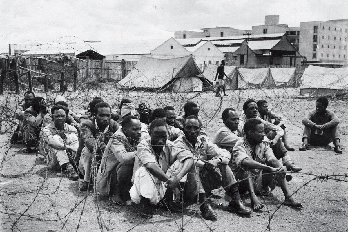 We Were Tortured In Kenya S Mau Mau Era Detention Centers