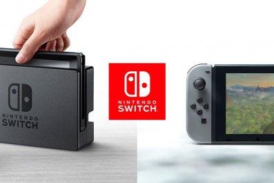 Nintendo switch zelda games