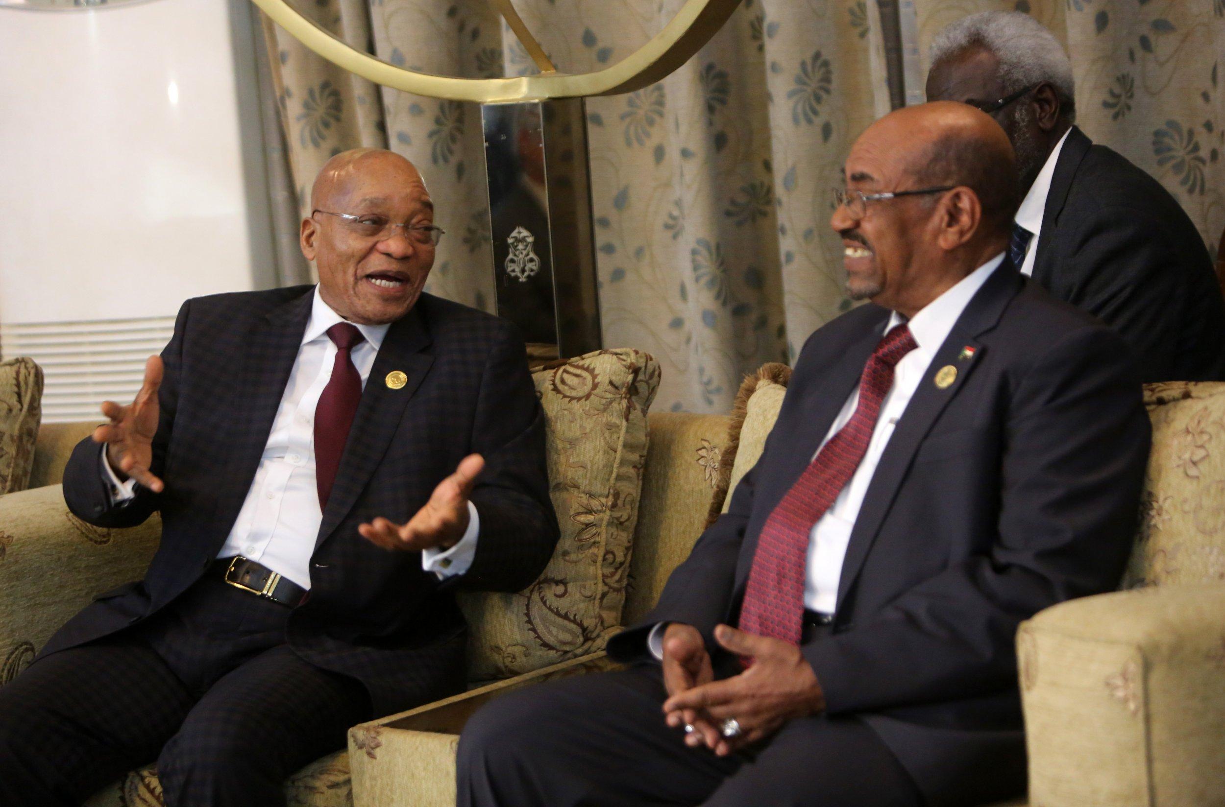 Zuma and Bashir