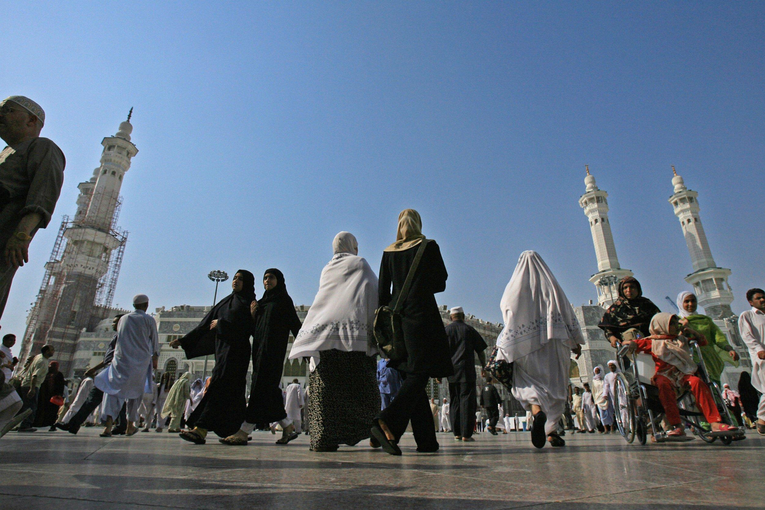 Saudi Arabia's Mecca