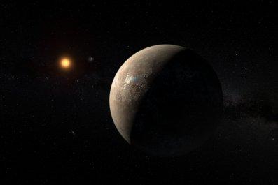 Planet Proxima b