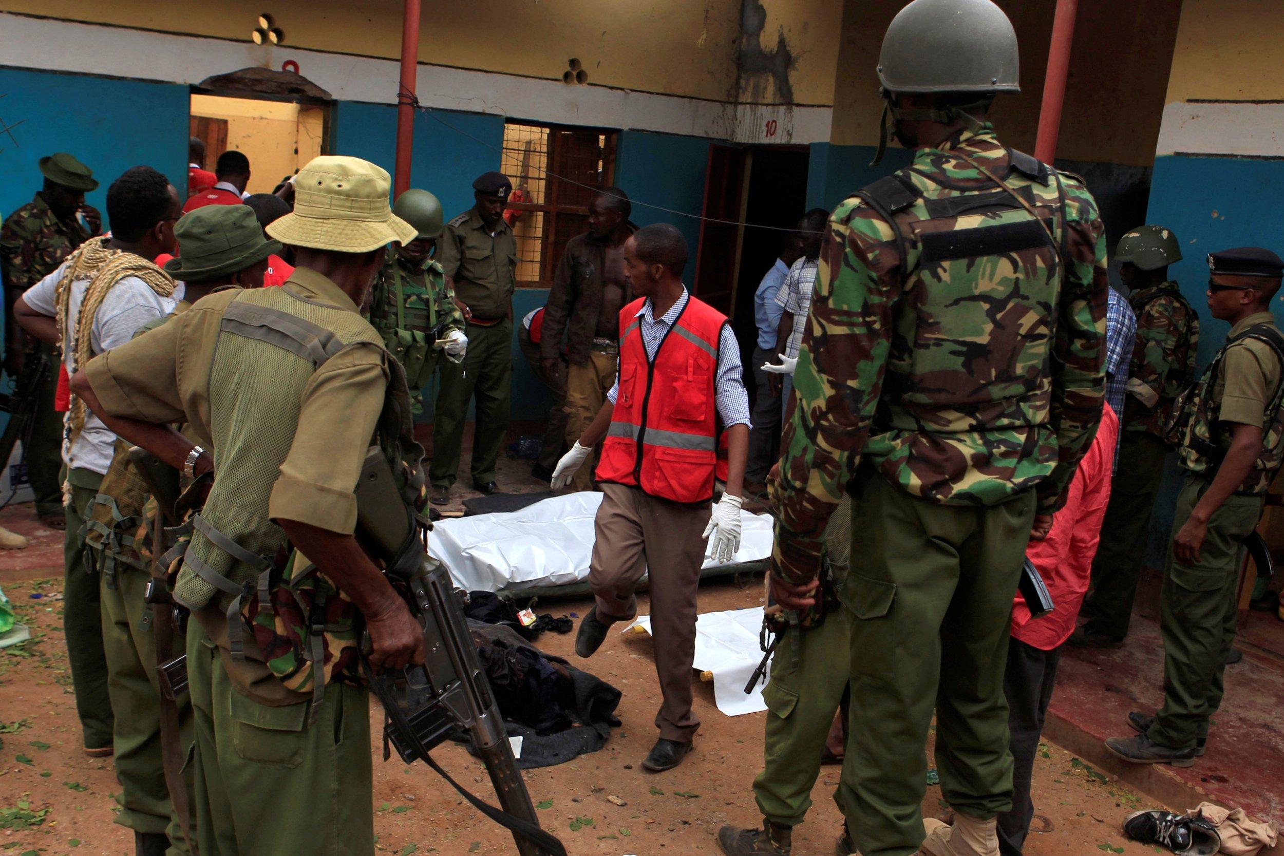 Mandera attack October 6