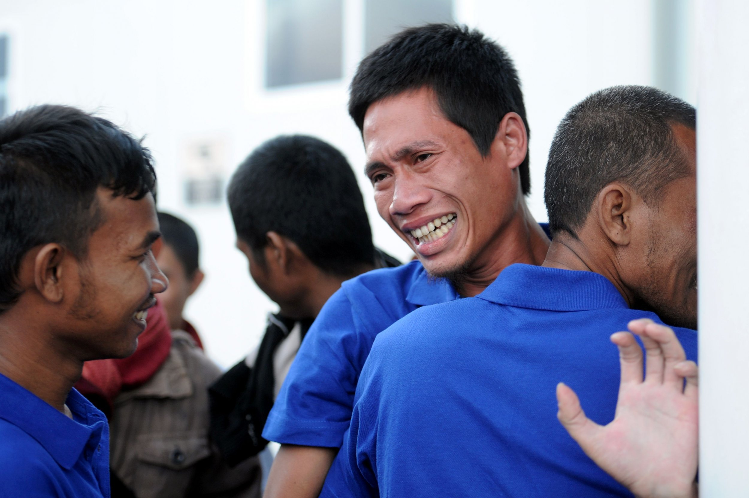 Somali pirate hostages freed