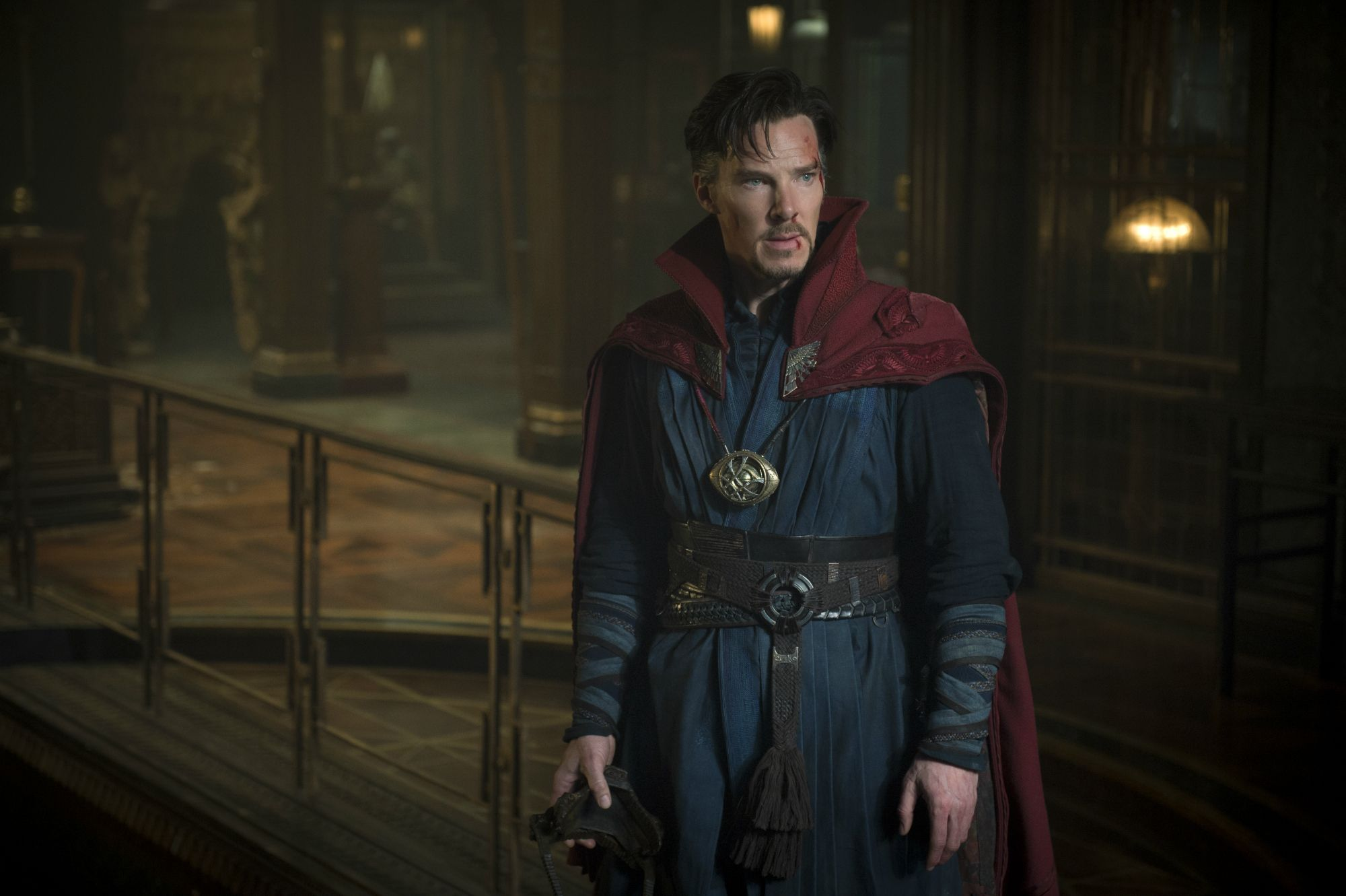 Review Marvel S Doctor Strange Is Trippy But Is It