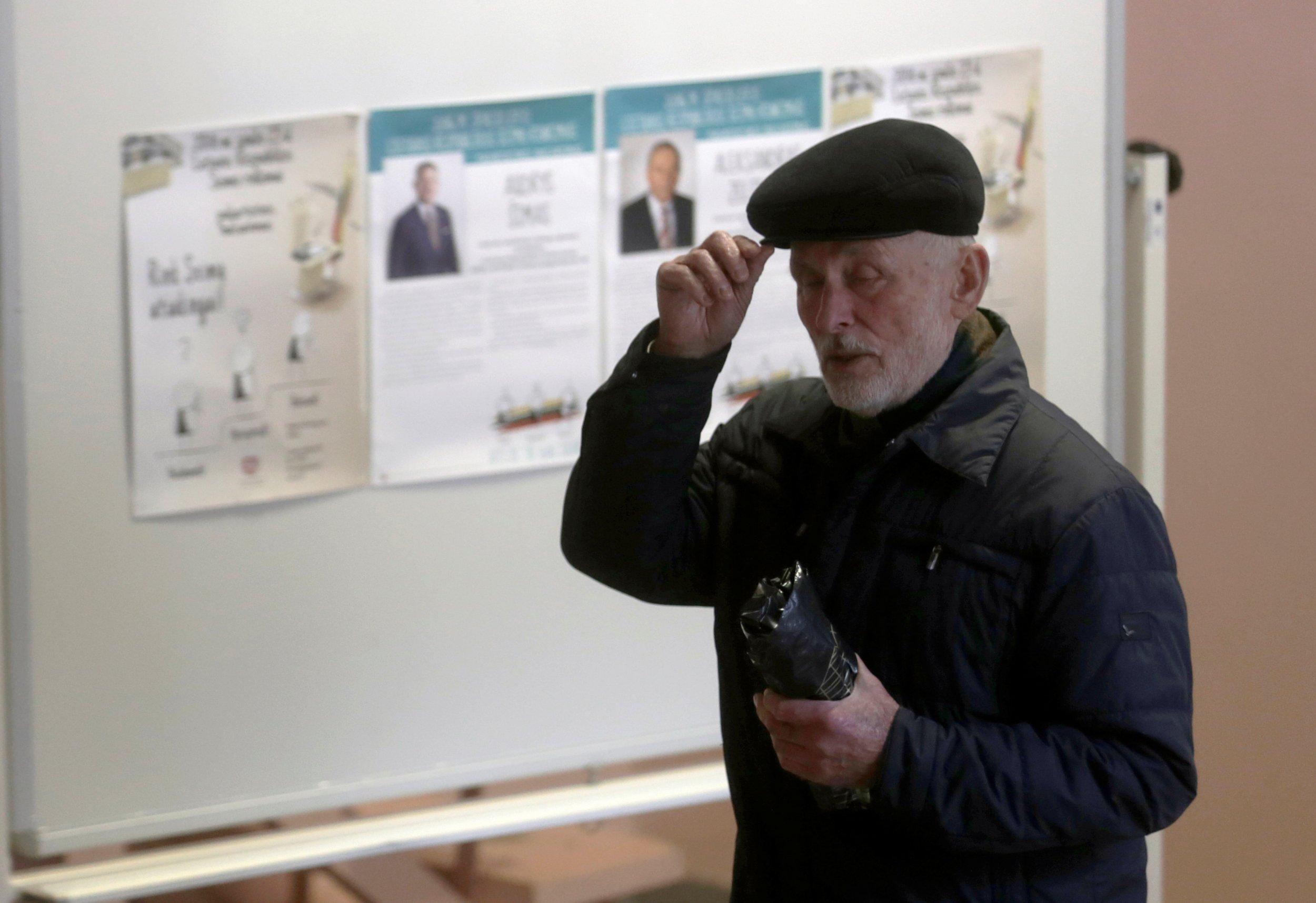 Lithuanian election