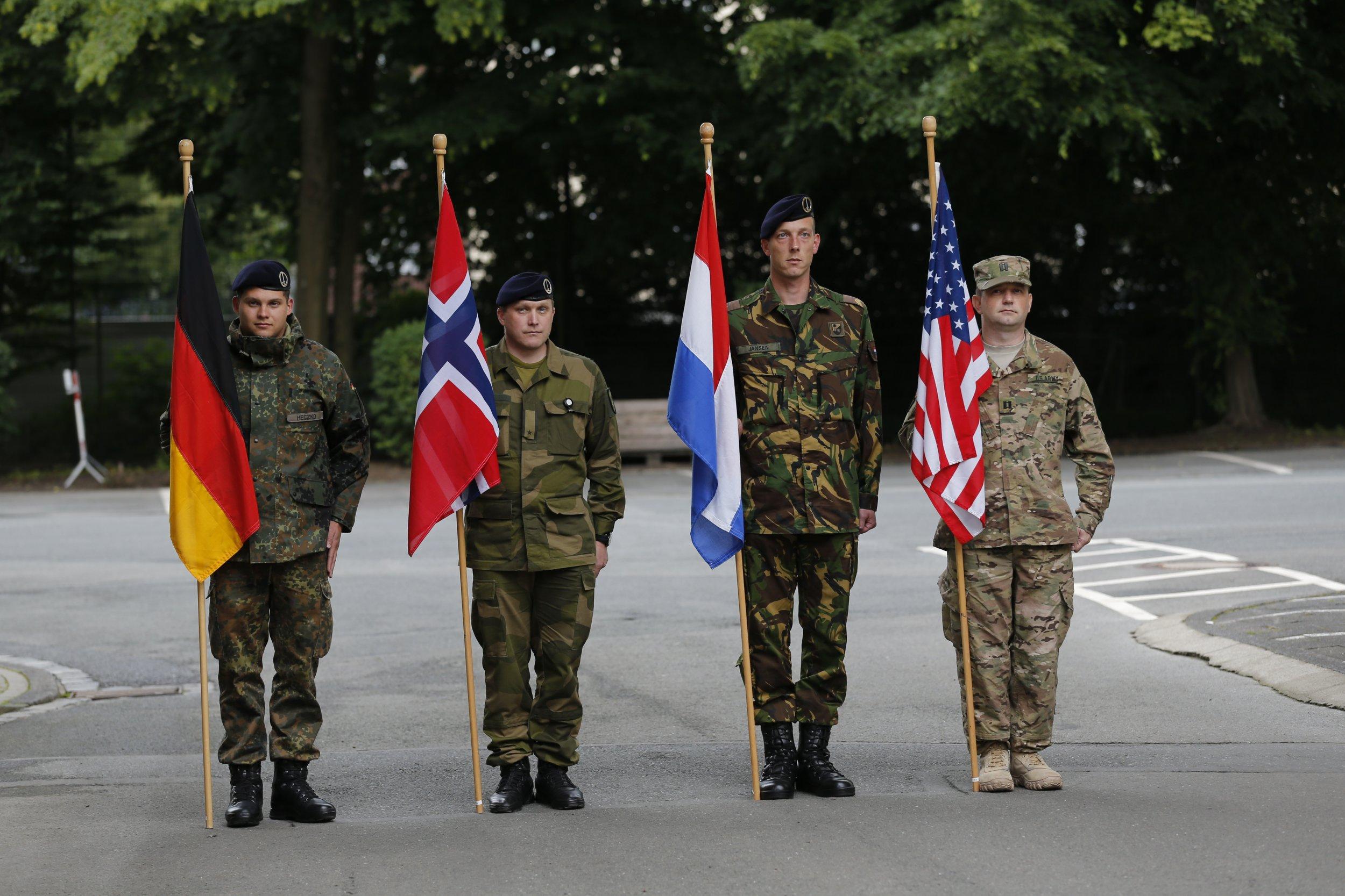 Donald Trump Election Pledges 'Will Weaken NATO'