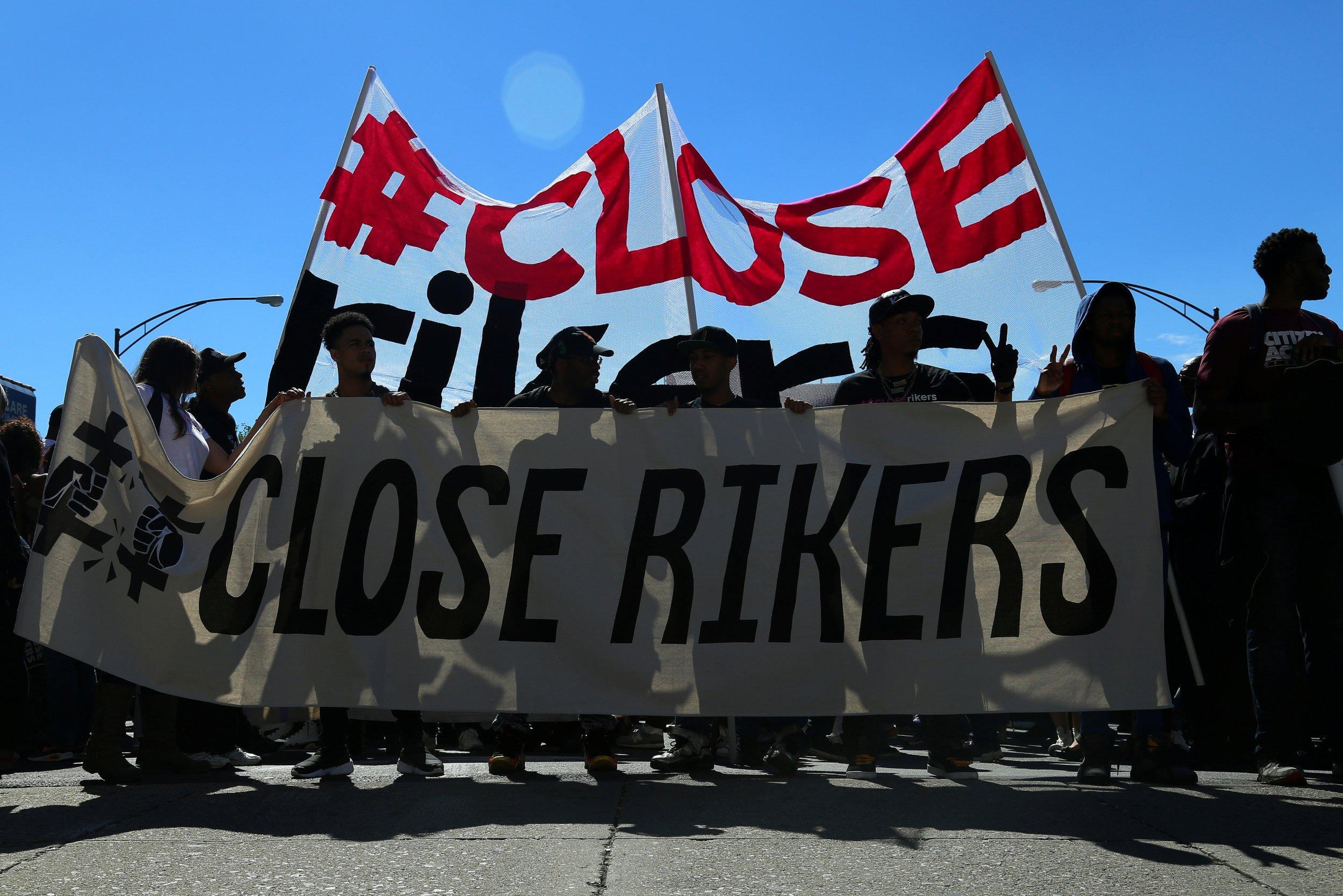 RikersProtest