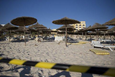 Tunisian beach massacre