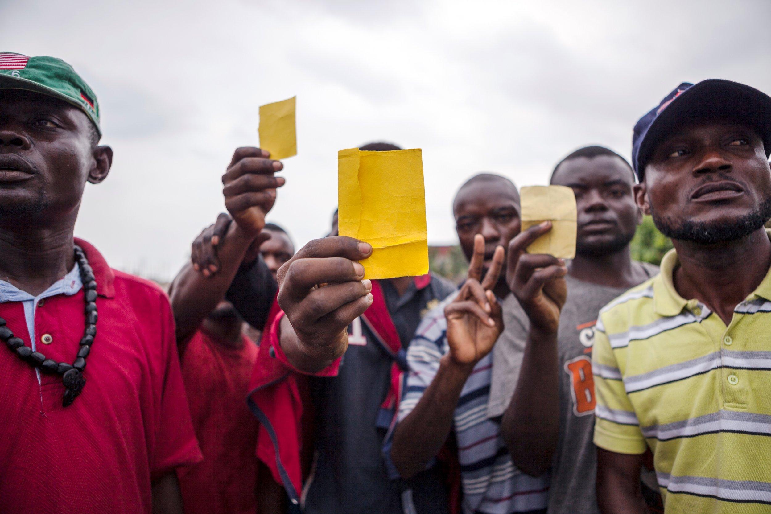 Congo protests