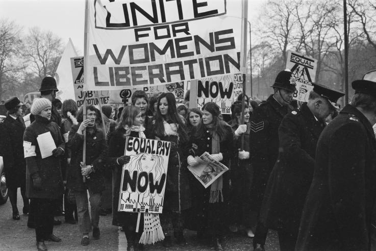 March for Women, 1971