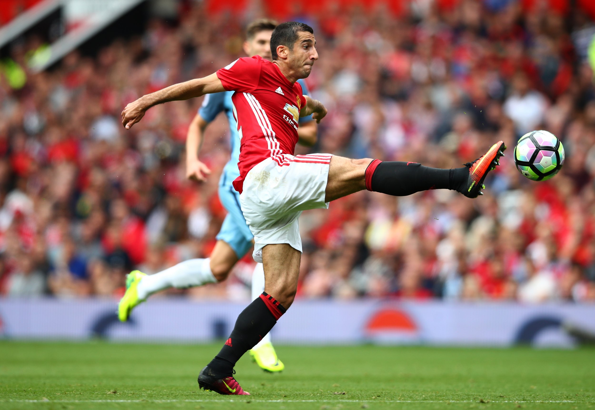 Henrikh Mkhitaryan The Strange Tale Manchester United s