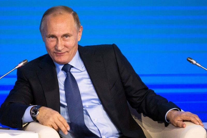Russia S Deputy Pm Appeals To Putin To Form Apprentice Style Tv Show