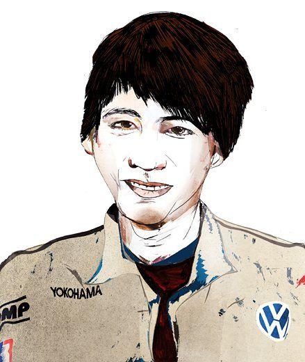 Blogger Han Han