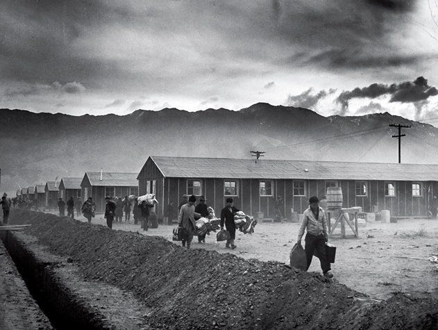 a history of the japanese american internment in topaz utah Utah communication history is an ongoing encyclopedia the topaz internment camp was constructed to the story of a japanese-american internment.