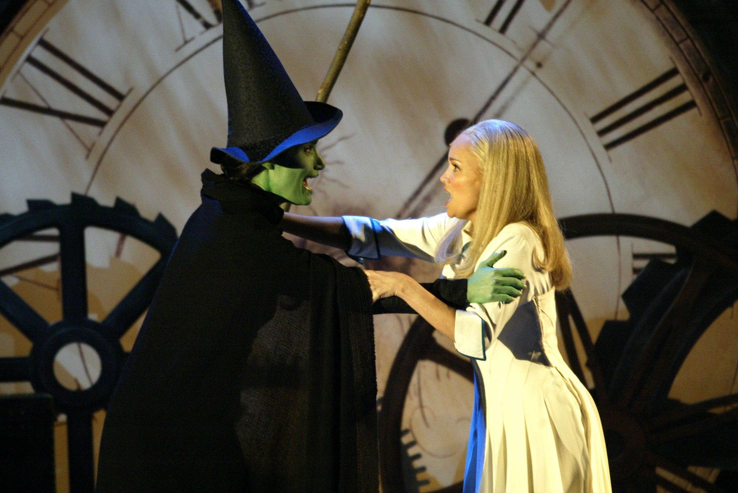 what is the plot of wicked