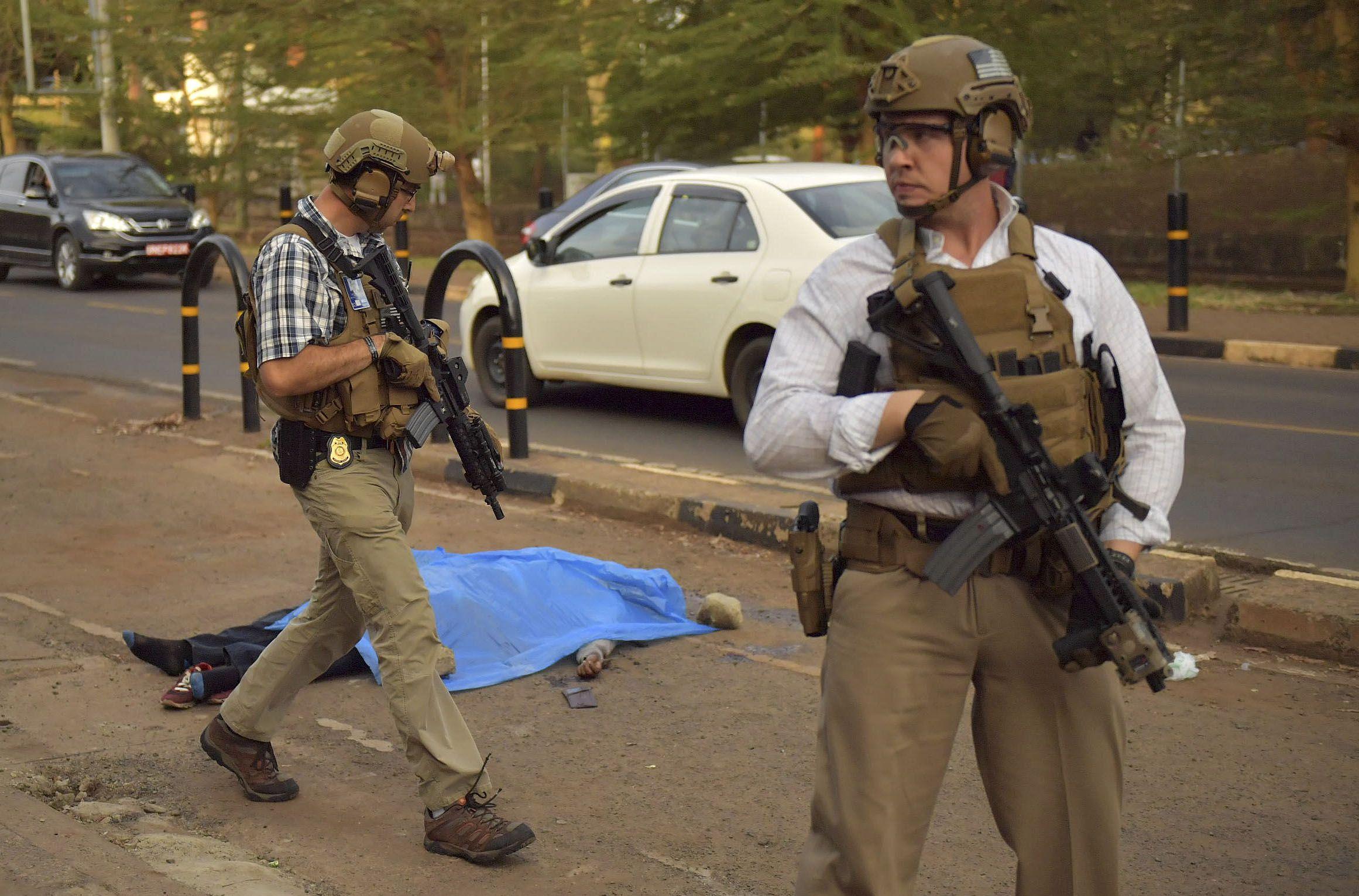 U.S. Embassy Nairobi attacker