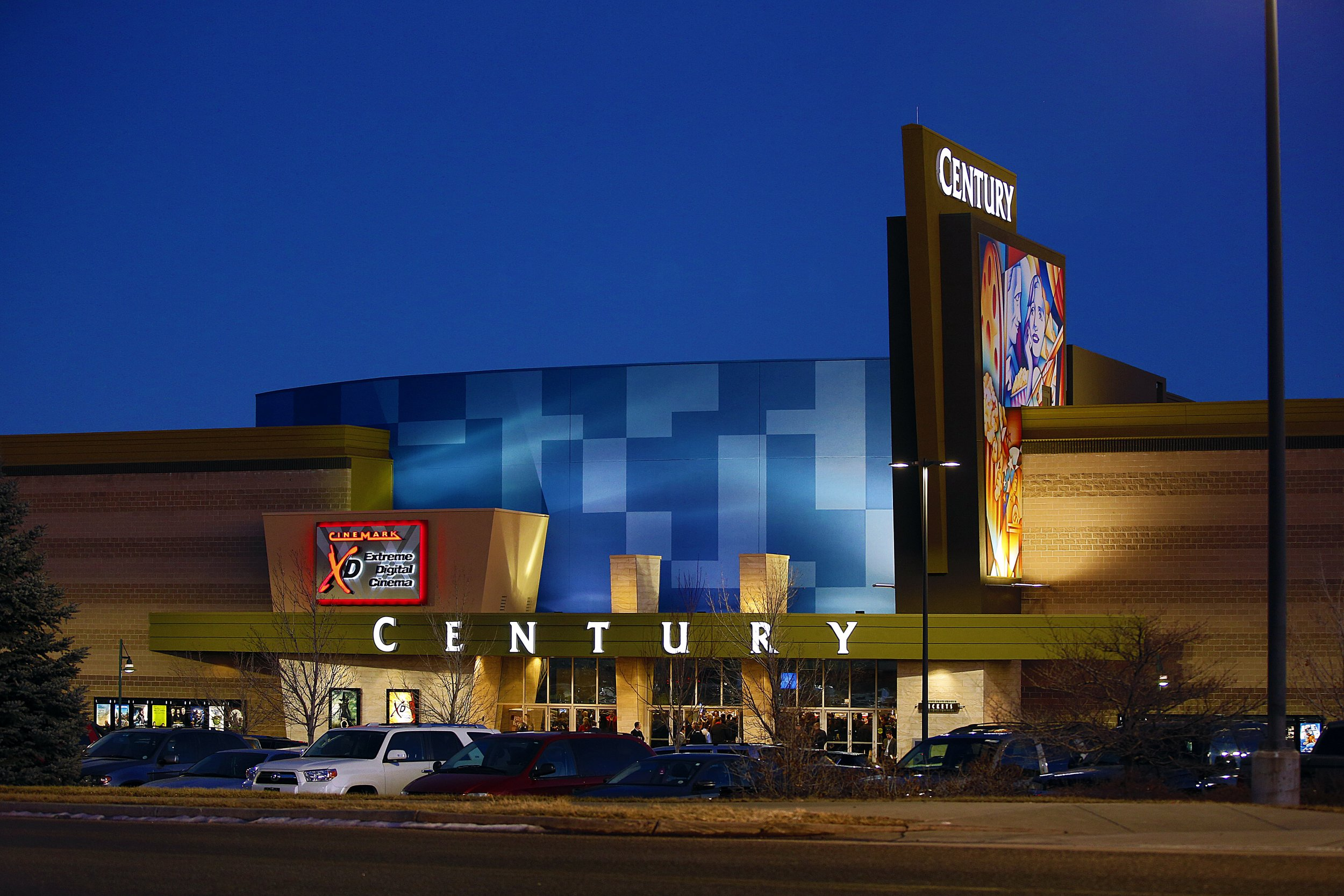 Cinemark Century in Aurora, Colorado