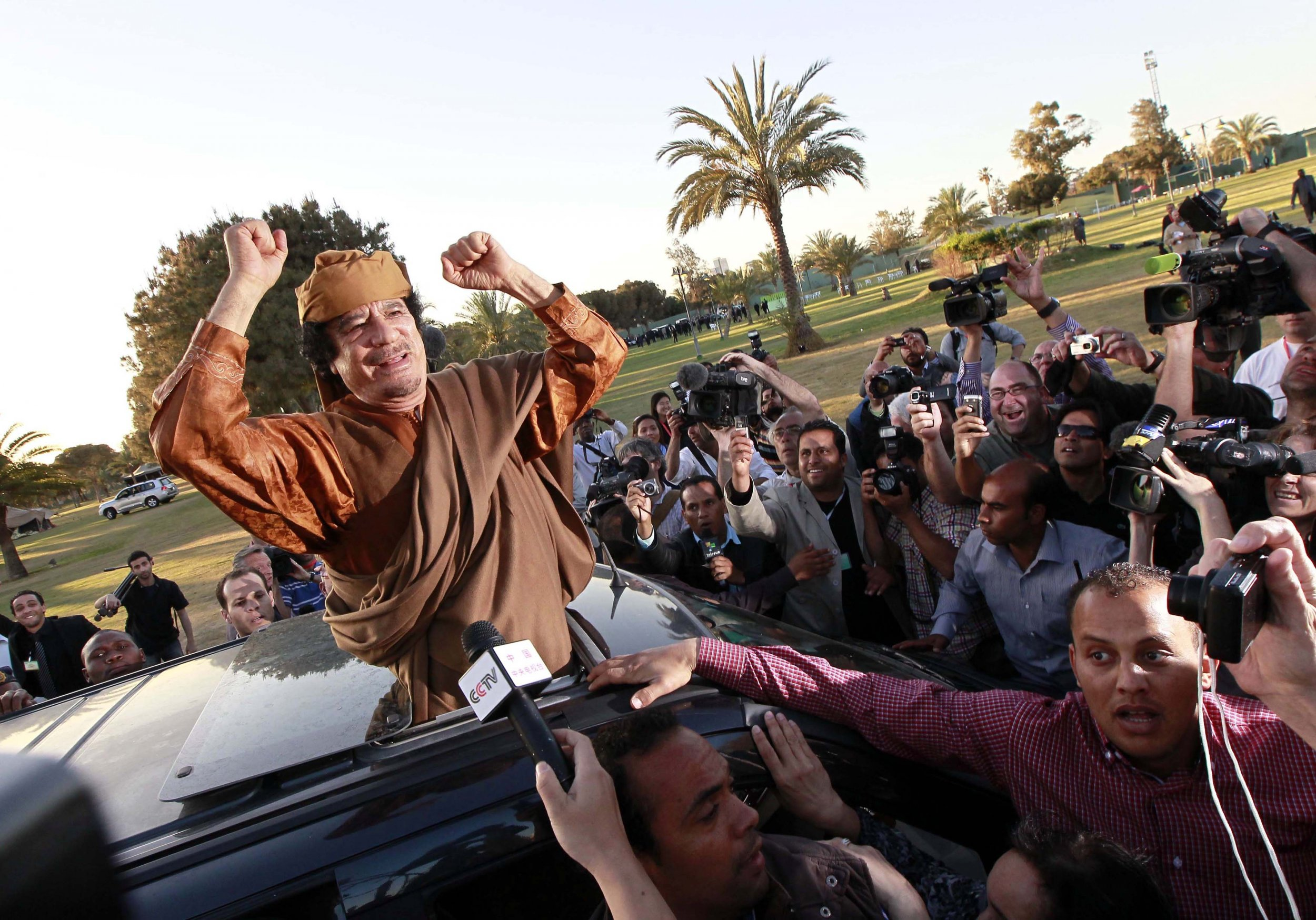 Why Five Years After the Fall of Qaddafi, Libya Is On the ...