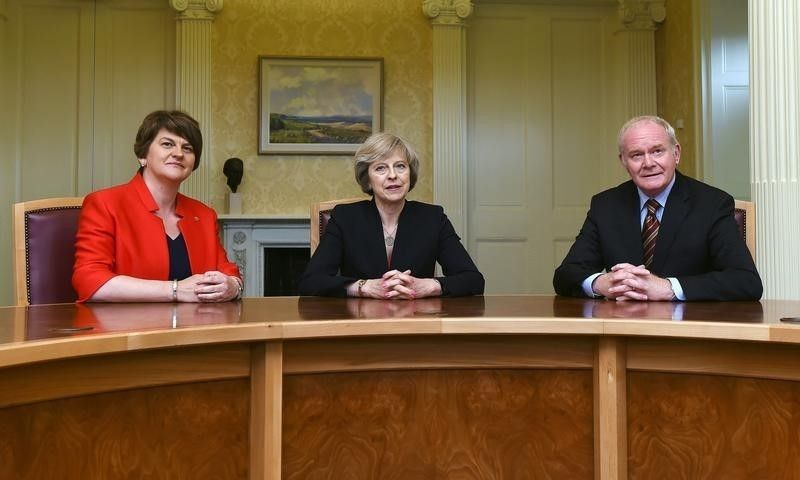 Northern Ireland May Retain Special Status After Brexit: Foster
