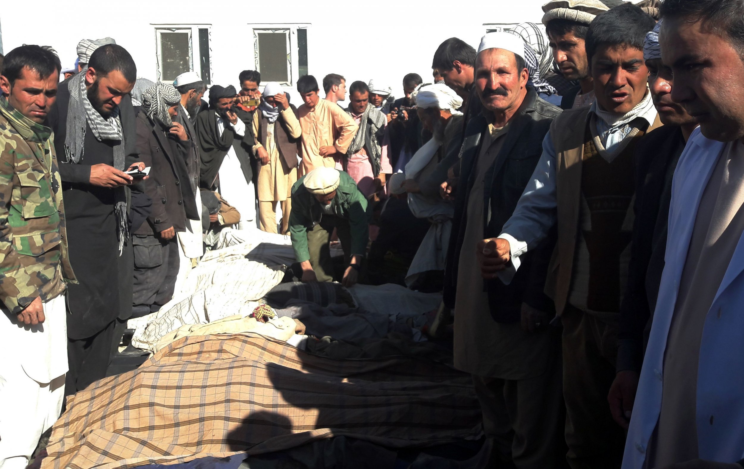 Ghor attack
