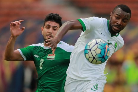 Saudi Arabia World Cup qualifier