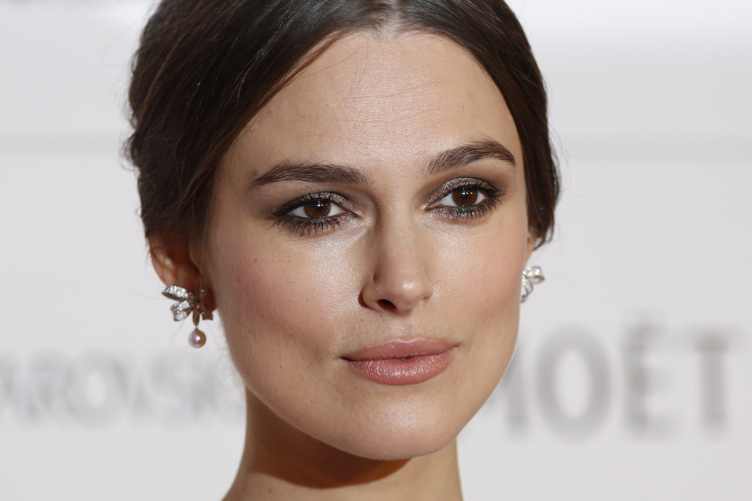 Actress Keira Knightle... Keira Knightley