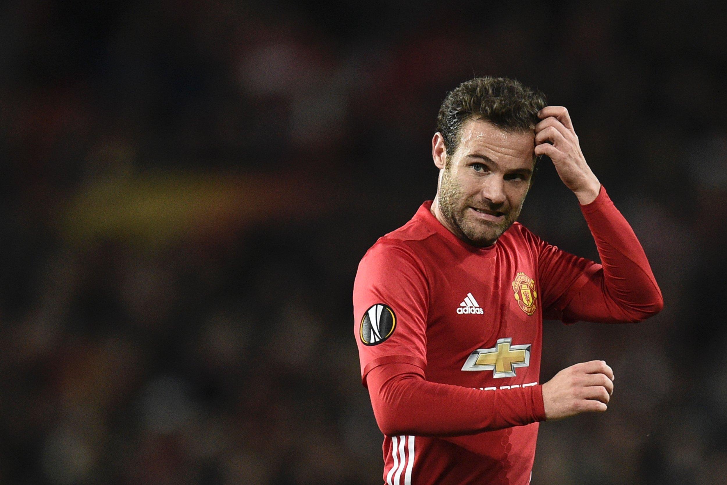 Manchester United Juan Mata Reveals Club s Biggest Problem