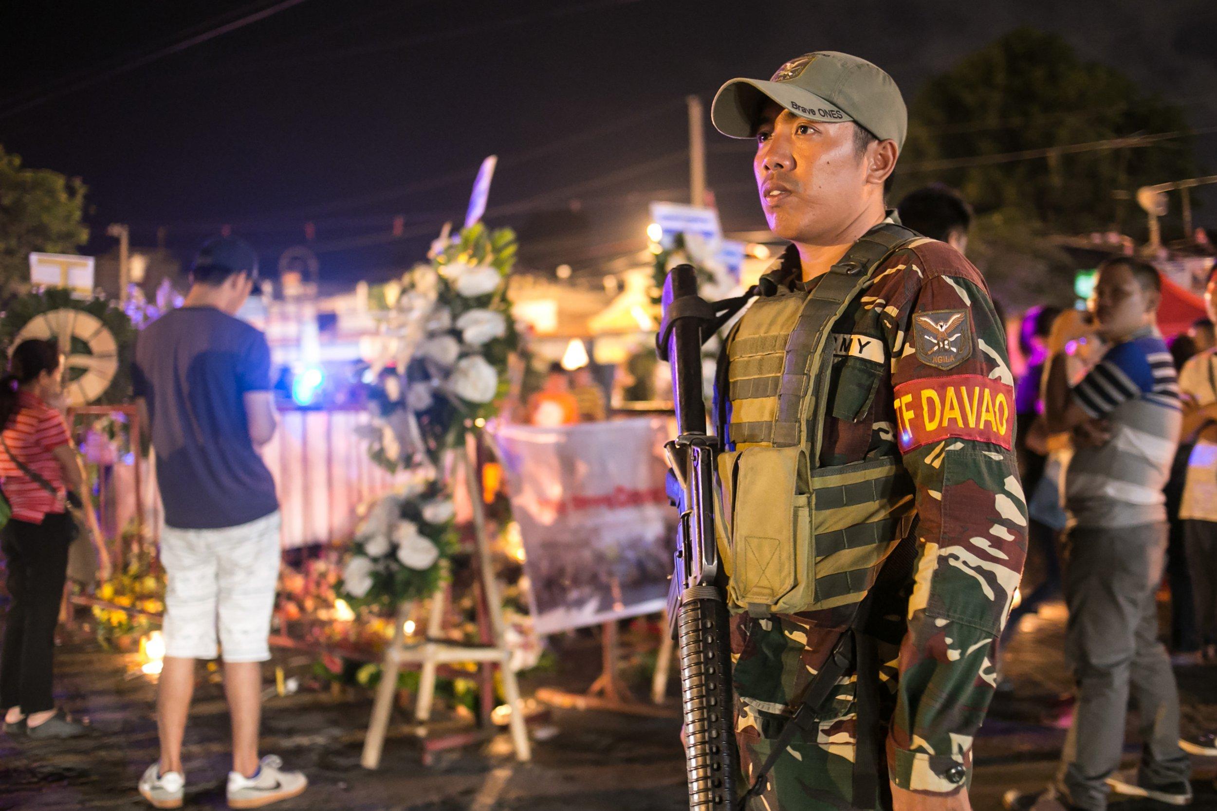 Davao City soldier