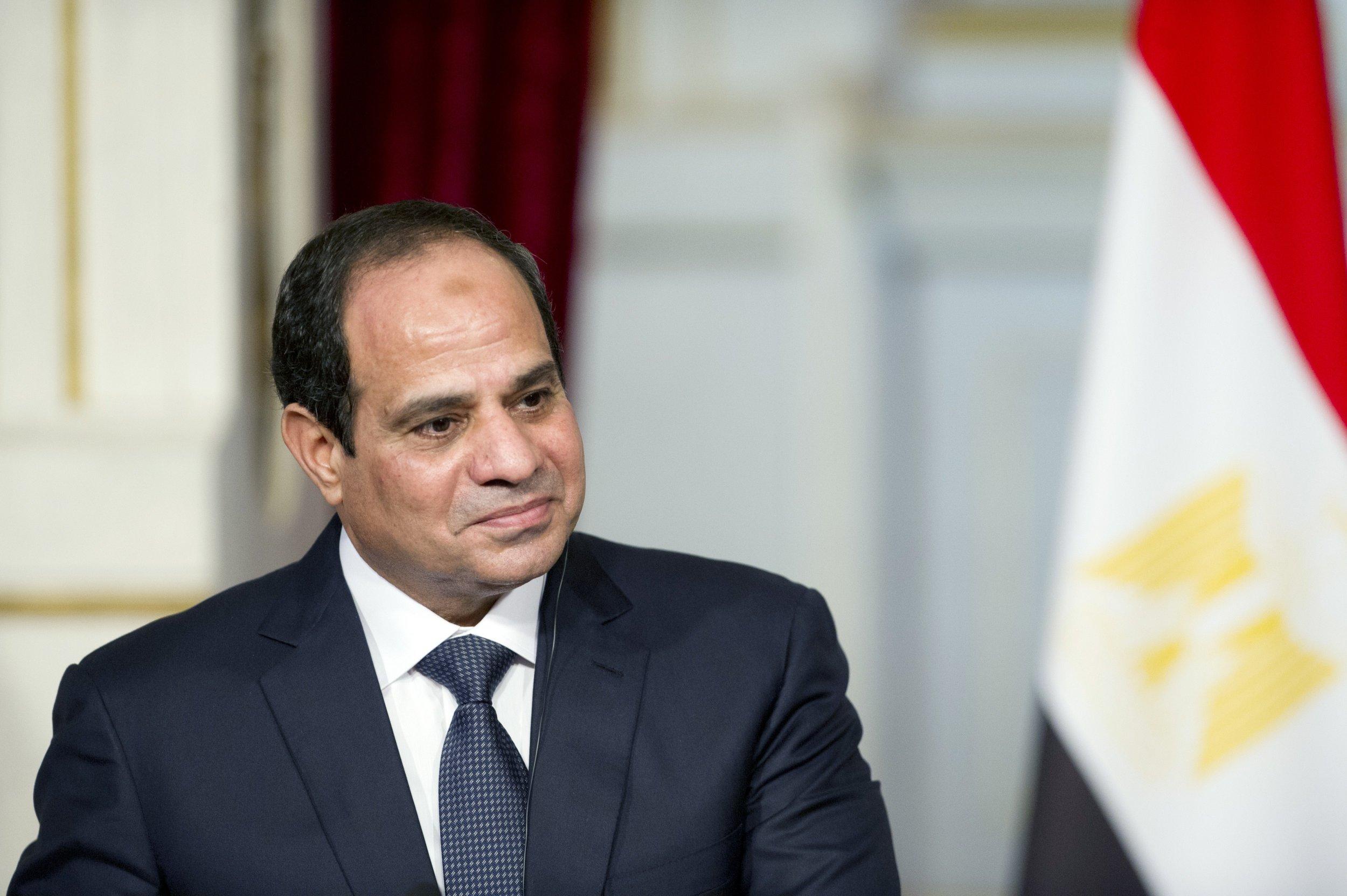Egypt's Sisi