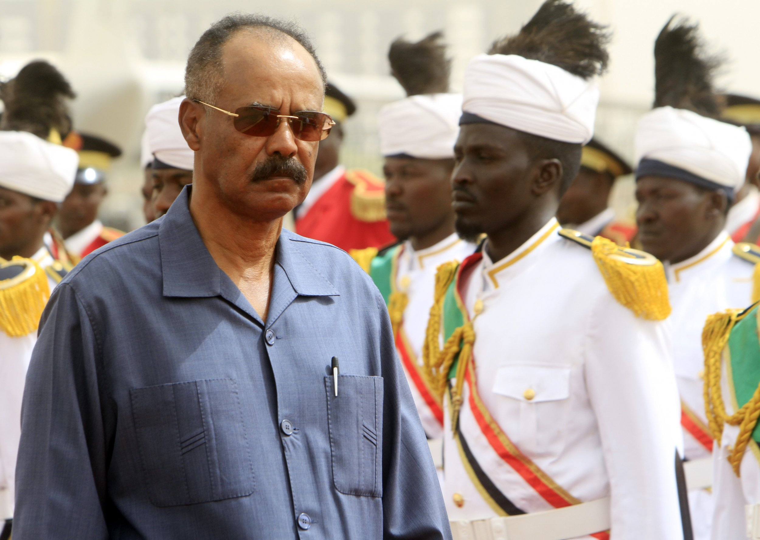 Image result for eritrea president