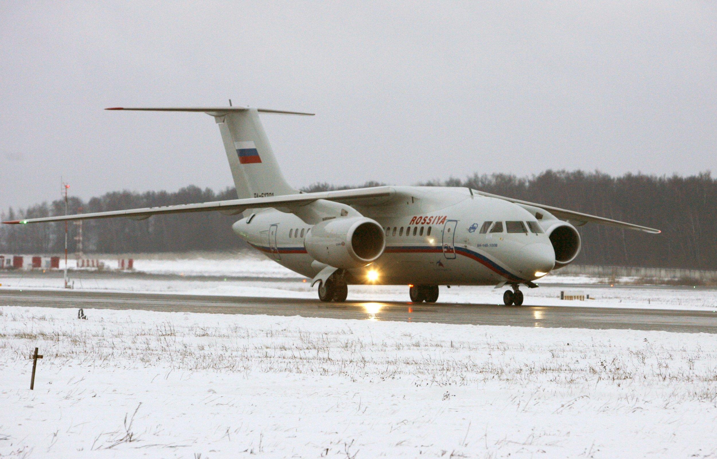 Russian an-148