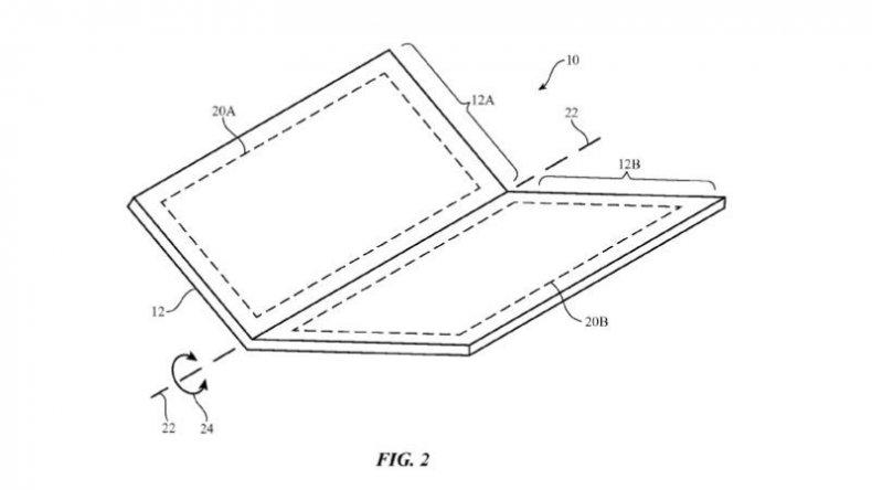 apple iphone 8 foldable bendy screen