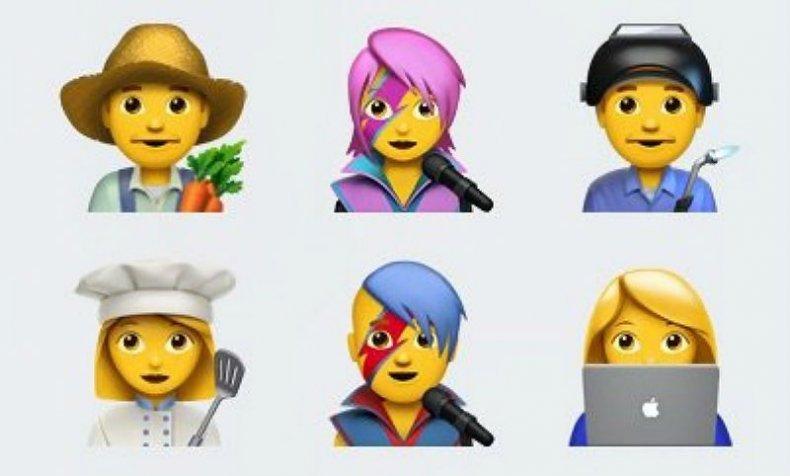 Bowie emoji
