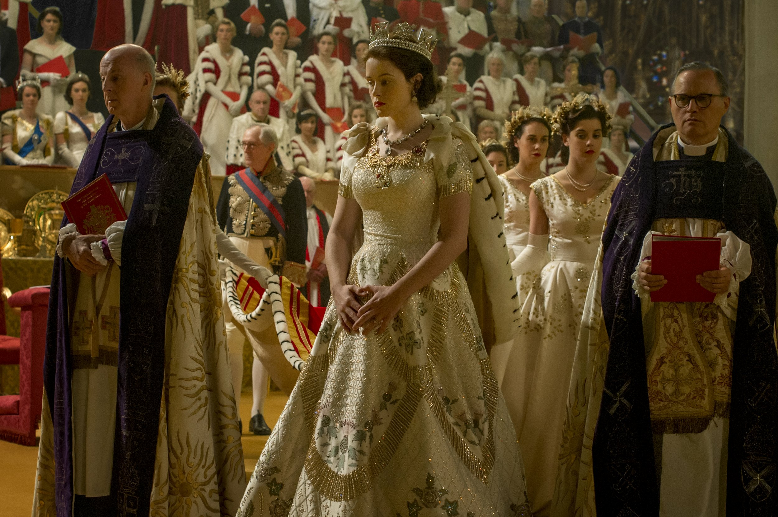 Secrets of 'The Crown': Claire Foy, Matt Smith and More on ...