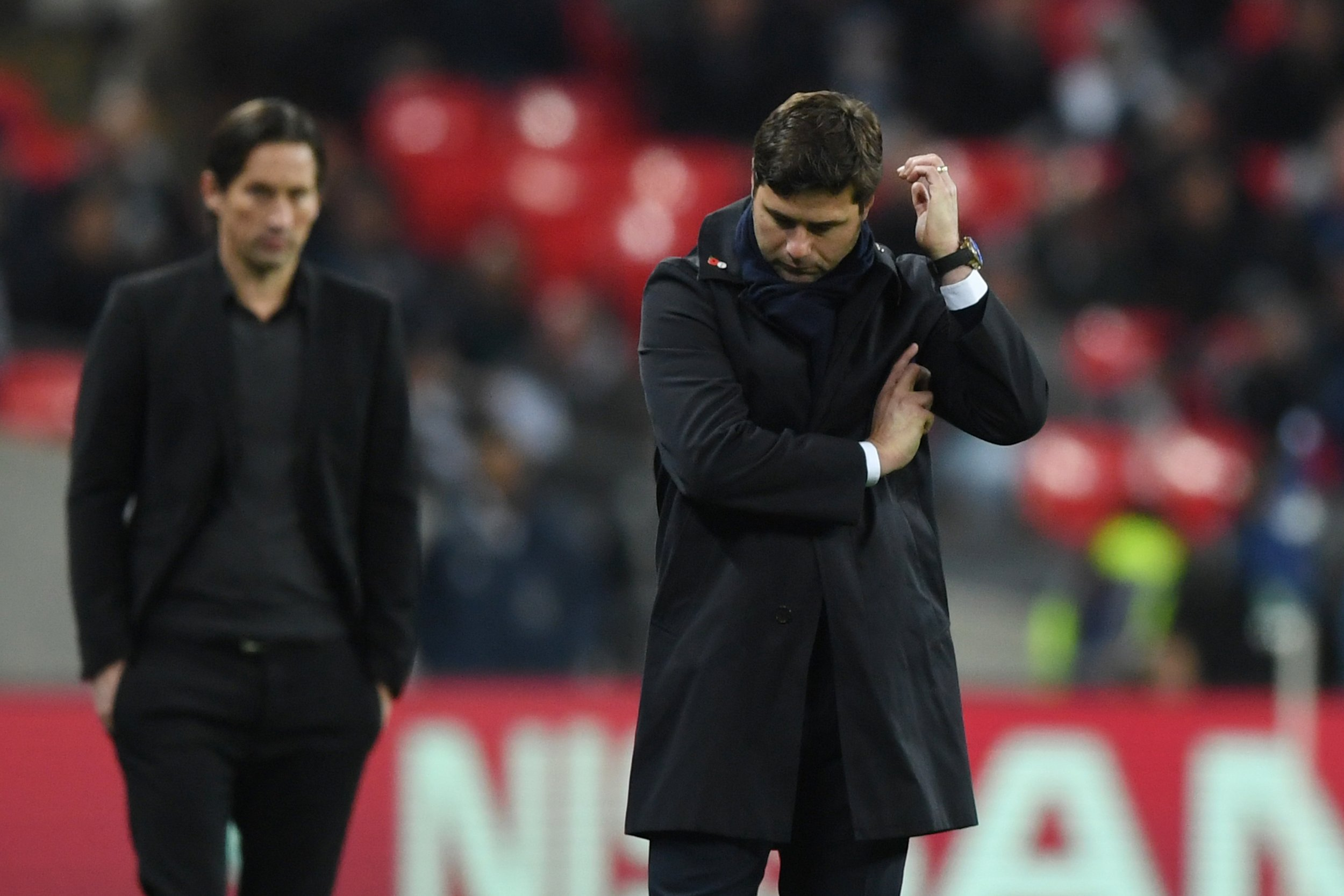 Mauricio Pochettino Tottenham Hotspur S Champions League Form At Wembley Has Been Embarrassing